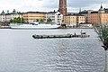 Riddarfjärden Mälardrottningen Riddarholmen Stockholm 2019 08 12.jpg