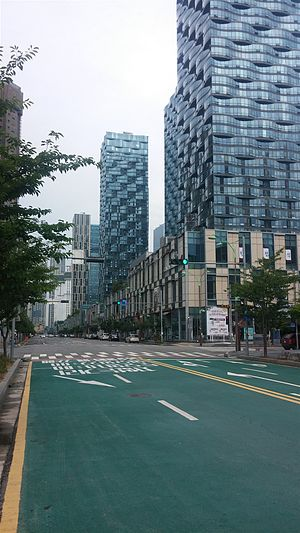 Songdo International Business District - Architecture in Songdo IBD