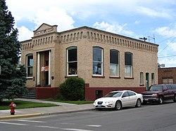 Ritzville, WA - Carnegie Library.JPG