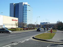Road at Blanchardstown Centre - geograph.org.uk - 1741972.jpg