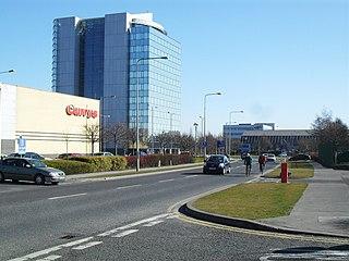 Blanchardstown Large western suburb of Dublin, Ireland