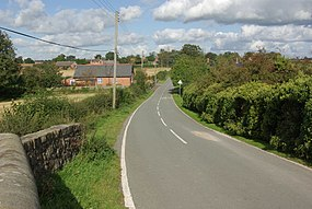 Road through Bettisfield - geograph.org.uk - 1005278.jpg