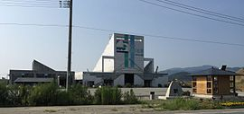 Roadside Station Takata-Matsubara after tsunami001.JPG