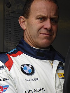 Rob Collard British racing driver