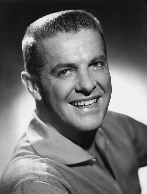 Robert Cummings 1956
