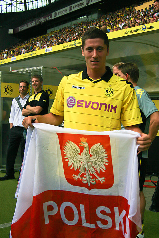 Robert Lewandowski 2010