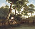 Robert Scott Duncanson - Man Fishing - Google Art Project.jpg