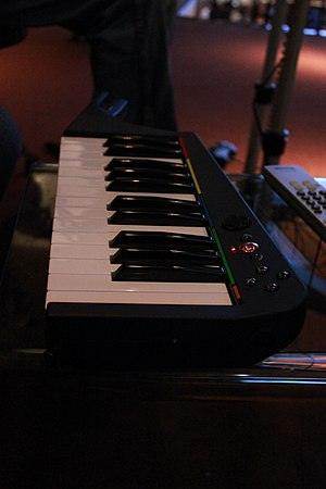 Rock Band 3 Keyboards