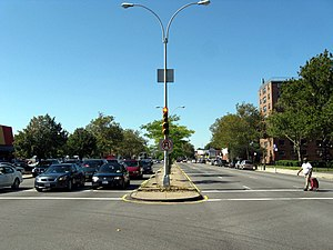Canarsie, Brooklyn - Rockaway Parkway in Canarsie
