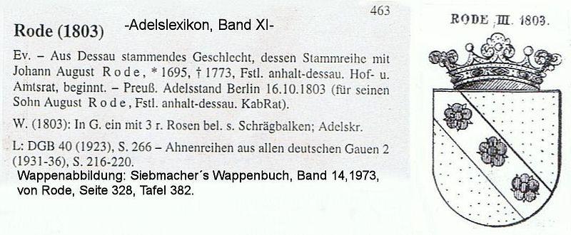 File:Rode, Georg von - Adelslexikon, Band XI -Generalmajor 21.09.1857 -6.5.1927.jpg