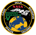 Rodent Research-5 Mission Patch.png