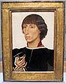Rogier van der weyden, ritratto di francesco d'este, 1460 ca. 01.JPG