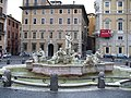 Roma - Piazza Navona - Fontana del Moro - (closer brighter) - panoramio.jpg