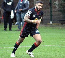 Romain Navarrete France international rugby league footballer