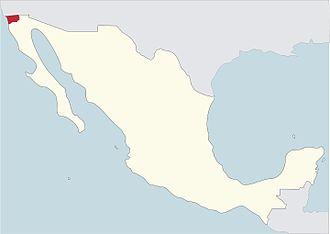 Roman Catholic Archdiocese of Tijuana - Image: Roman Catholic Diocese of Tijuana in Mexico