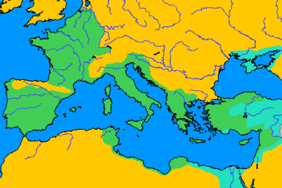 Roman Republic in 50 BC