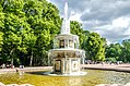 Roman fountain in the Lower Park of Peterhof.jpg