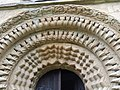 Romanesque carving, Iffley church - geograph.org.uk - 735077.jpg