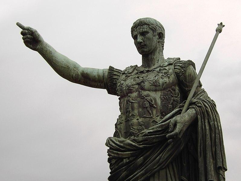 File:Rome Statue of Augustus.jpg