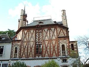 Château de By - Image: Rosa Bonheur's atelier in Thomery, 2009 09 19 004