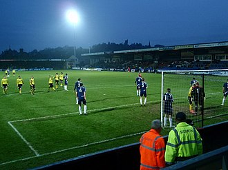 Ross County F.C. - Matchday at Victoria Park