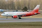Rossiya, VP-BBT, Airbus A319-112 (34419532742).jpg