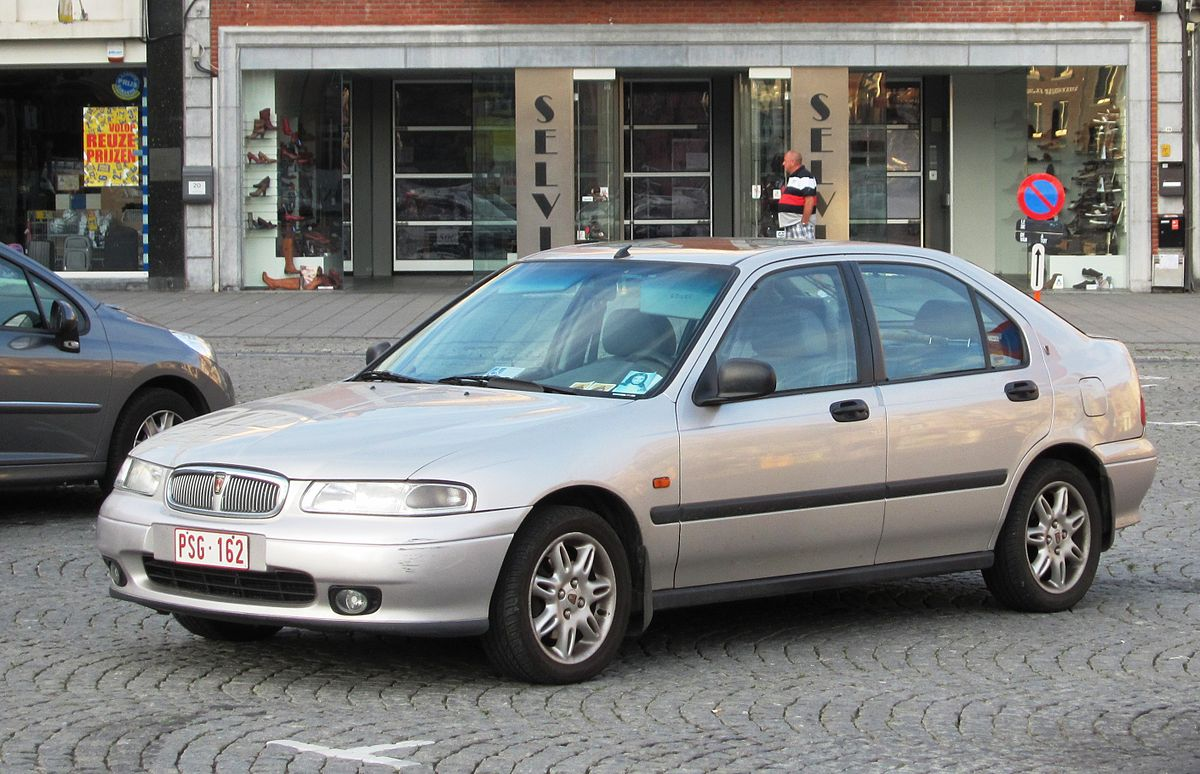 Ford Focus 1999 >> Rover serie 400 / 45 (1995) - Wikipedia