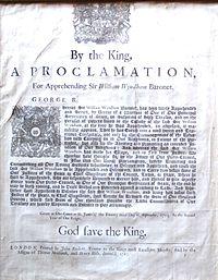 Proclamation - Wikipedia