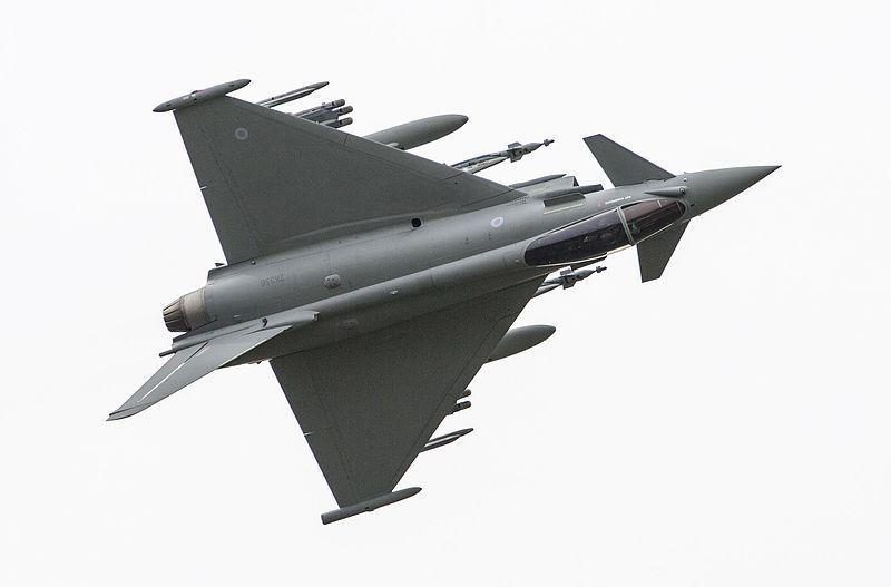 Royal Air Force Eurofighter Typhoon FGR4 MOD 45160576.jpg