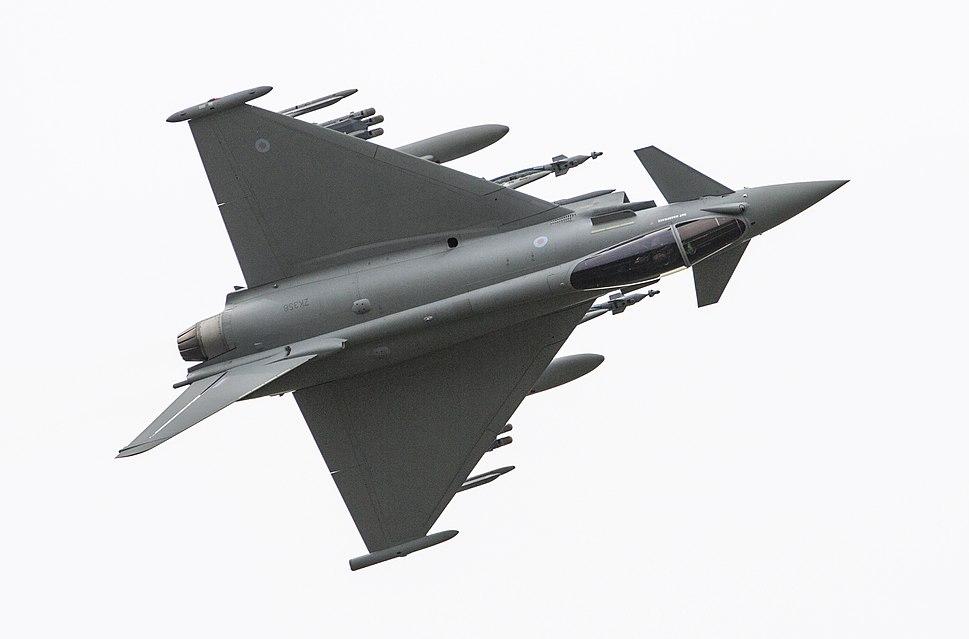 Royal Air Force Eurofighter Typhoon FGR4 MOD 45160576