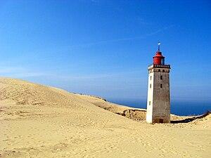 Vendsyssel - Rubjerg Knude lighthouse