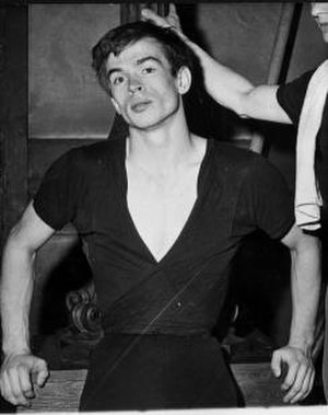 Rudolf Nureyev - Rudolf Nureyev after his defection from the Soviet Union in 1961.