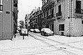 Rue Romain Rolland sous la neige BW.jpg