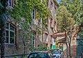 Rue du Canard (Toulouse) no 7 hôtel Rossel - La cour intérieure.jpg