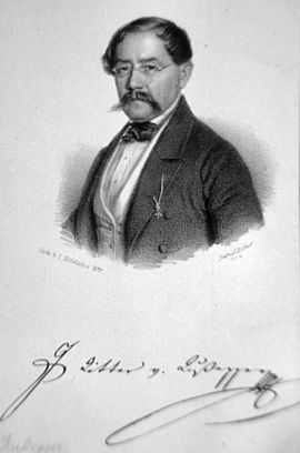 Joseph von Russegger