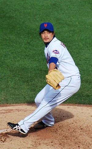 Ryota Igarashi - Igarashi with the New York Mets