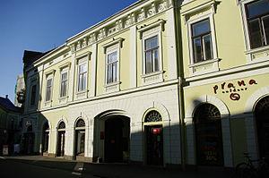 Sághy-Steinhauser-ház (5465. számú műemlék) 2