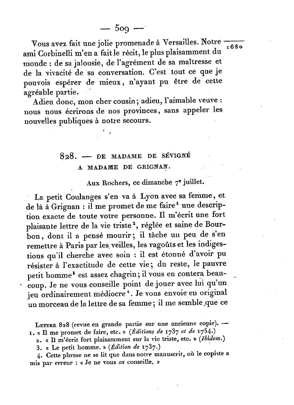 Pagesévigné Lettres éd Monmerqué 1862 Tome 6djvu515