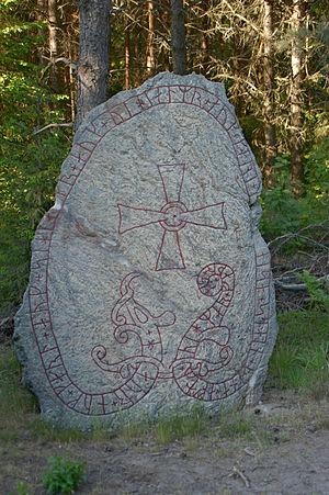 Södermanland Runic Inscription 298 - Sö 298 is located in Uringe Malm.