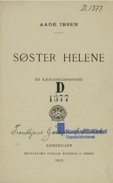 File:Søster Helene.djvu