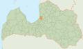 Sējas novada karte.png