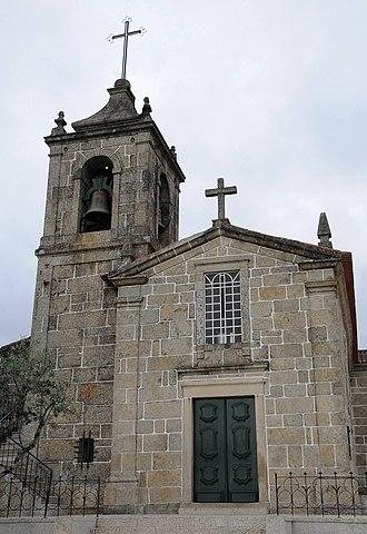 Este (São Pedro e São Mamede) - São Pedro de Este Church