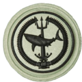 SANDF Qualification Attack Diver Instructor badge embossed.png