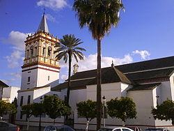 SANLUCAR LA MAYOR Iglesa Santa María 22-01-07.JPG