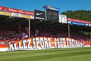 SC Freiburg vs FSVMainz 17 août 2013 49
