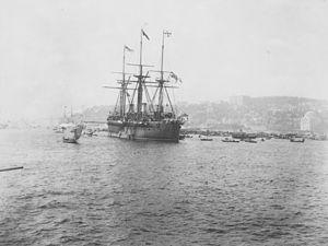 SMS Kaiser1 Istanbul 1889.jpg