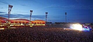 Stereosonic former Australian electronic music festival