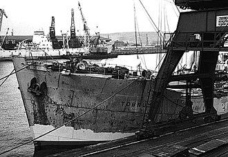 SS Tobruk - Image: SS Tobruk