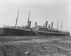 SS Prinz Eitel Friedrich (1904) - Image: SS Prinz Eitel Friedrich