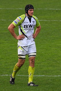James King (rugby union, born 1990) Rugby player